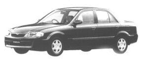 Mazda Familia SEDAN LS DIESEL 1998 г.