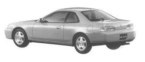 Honda Prelude Si 1998 г.