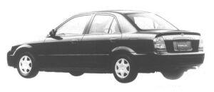 Mazda Familia SEDAN JS 1998 г.