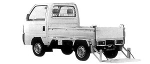 Honda Acty Truck LIFTER W 4WD 1998 г.