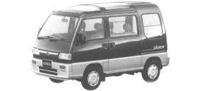 Subaru Sambar DIAS II 1998 г.
