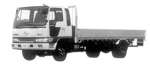 Hino Ranger FX LOW FLOOR FULL-TIME 4WD 1998 г.