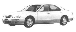 Mazda Millenia 20M 1998 г.
