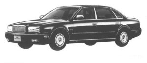 Nissan President  1998 г.