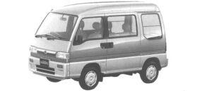 Subaru Sambar DIAS S 1998 г.