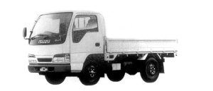 Isuzu Elf 2T HIGH FLOOR, STANDARD BODY 1998 г.