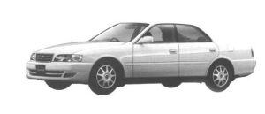 Toyota Chaser 2.5 1998 г.