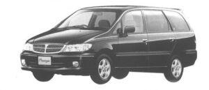 Nissan Presage CIII (2WD 2400 GASOLINE) 1998 г.