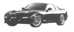 Mazda RX-7 TYPE RZ 1998 г.