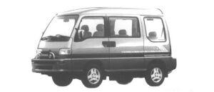 Subaru Domingo GV-R 1998 г.