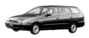 Toyota Caldina VAN 1.5UL 1998 г.