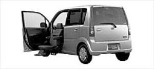 Daihatsu Move Front-Seat Lift 2WD 2003 г.
