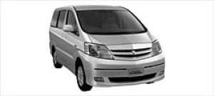 "Toyota Alphard Hybrid ""G Edition"" 2003 г."