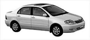 "Toyota Corolla Sedan 1.8 LUXEL ""PREMIUM EDITION"" 2003 г."