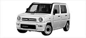 Daihatsu Naked G Limited 2WD 2003 г.