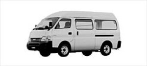 Isuzu Como SUPER LONG VAN HIGH ROOF 4WD LD 2003 г.