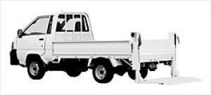 Toyota Liteace Truck POWER LIFT CAR 2003 г.