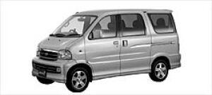 Daihatsu Atrai 7  X Sporty  2WD 2003 г.