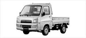 Subaru Sambar Truck TC SUPER CHARGER 2003 г.