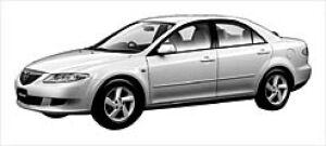 Mazda Atenza SEDAN 23E Luxury Package 2003 г.