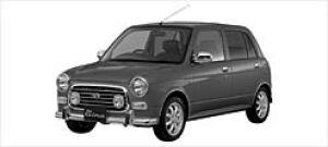 Daihatsu Mira GINO 1000 X 2WD 2003 г.