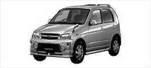 Daihatsu Terios KID CUSTOM L 2WD 2003 г.