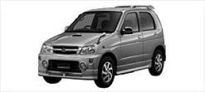 Daihatsu Terios KID CUSTOM X 2WD 2003 г.