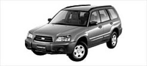 Subaru Forester X 2003 г.
