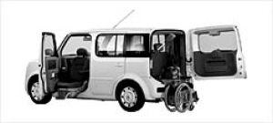 Nissan Cube Enchante (2WD) <E-ATx> 2003 г.