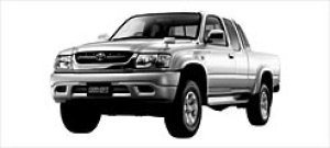 Toyota Hilux Sports Pick Up 4WD EXTRA Cab 3000 Diesel 2003 г.