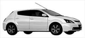 Toyota Will VS 1ZZ-FE 1.8VVT-i 2WD 2003 г.