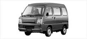 Subaru Sambar VAN VC 2003 г.