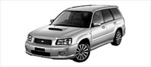 Subaru Forester CROSS SPORTS 2003 г.