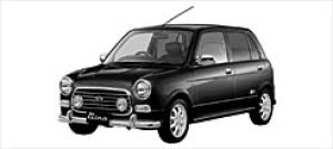 Daihatsu Mira GINO MINILITE Special 2WD 2003 г.
