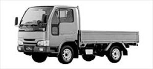 Isuzu Elf 100, 4WD 1t FLAT LOW Short BODY 2003 г.