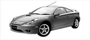 "Toyota Celica SS-II ""SUPER STRUT PACKAGE"" 2003 г."