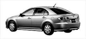 Mazda Atenza SPORT 23C 2003 г.
