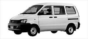 Toyota Townace VAN 2WD LOW Floor HIGH ROOF 1.8GL 2003 г.