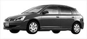 Honda Civic X4 2003 г.