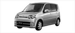Daihatsu Move CUSTOM R Limited  2WD 2003 г.