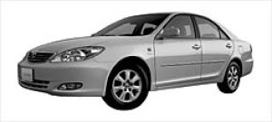 """Toyota Camry 2.4G """"LIMITED Edition NAVI Package"""" 2003 г."""