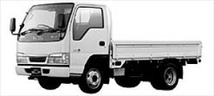 Isuzu Elf DUALMODE MT, LOW FLOOR 4WD STANDARD BODY 2003 г.