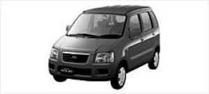 Suzuki Wagon R Solio 1.3E 2003 г.