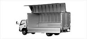 Toyota Dyna WING ROOF 2003 г.