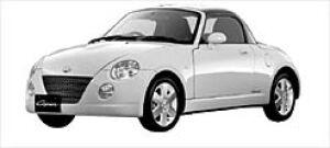Daihatsu Copen Detachable Top  2WD 2003 г.