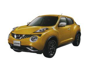 Nissan Juke 15RX Personalization 2015 г.