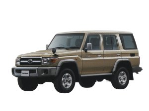 Toyota Land Cruiser 70 SERIES VAN 2015 г.