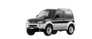 Suzuki Jimny Wide  2000 г.