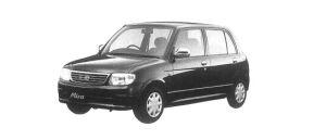 Daihatsu Mira PICO 5 DOOR 2WD 2000 г.