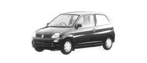 Mitsubishi Minica 3DOOR PG 2000 г.